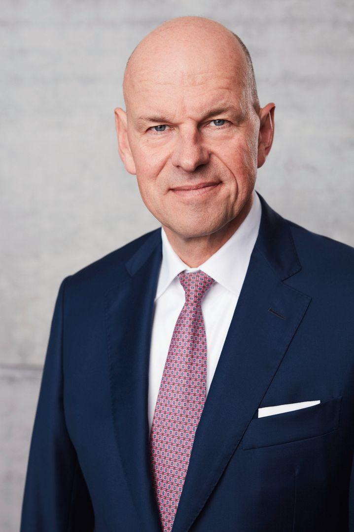 Neuer Aufsichtsratschef: Thomas Eichelmann