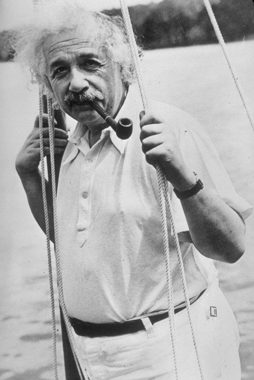 War kein Bluffer: Jahrhundertgenie Albert Einstein. Aber Eindruck schinden können Sie auch!