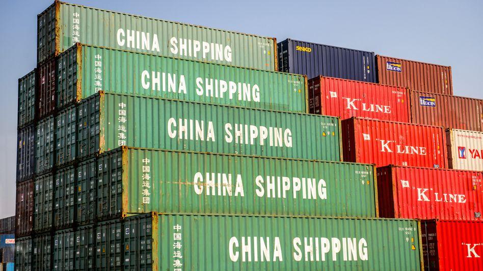 Handelsstreit zwischen China und USA: Zweitägige Verhandlungen in Washington