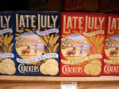 """Trend """"Neo-Retro"""": Late July Crackers"""