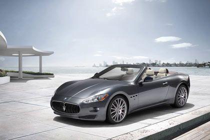 Hoffnungsträger: Der Maserati Gran Cabrio