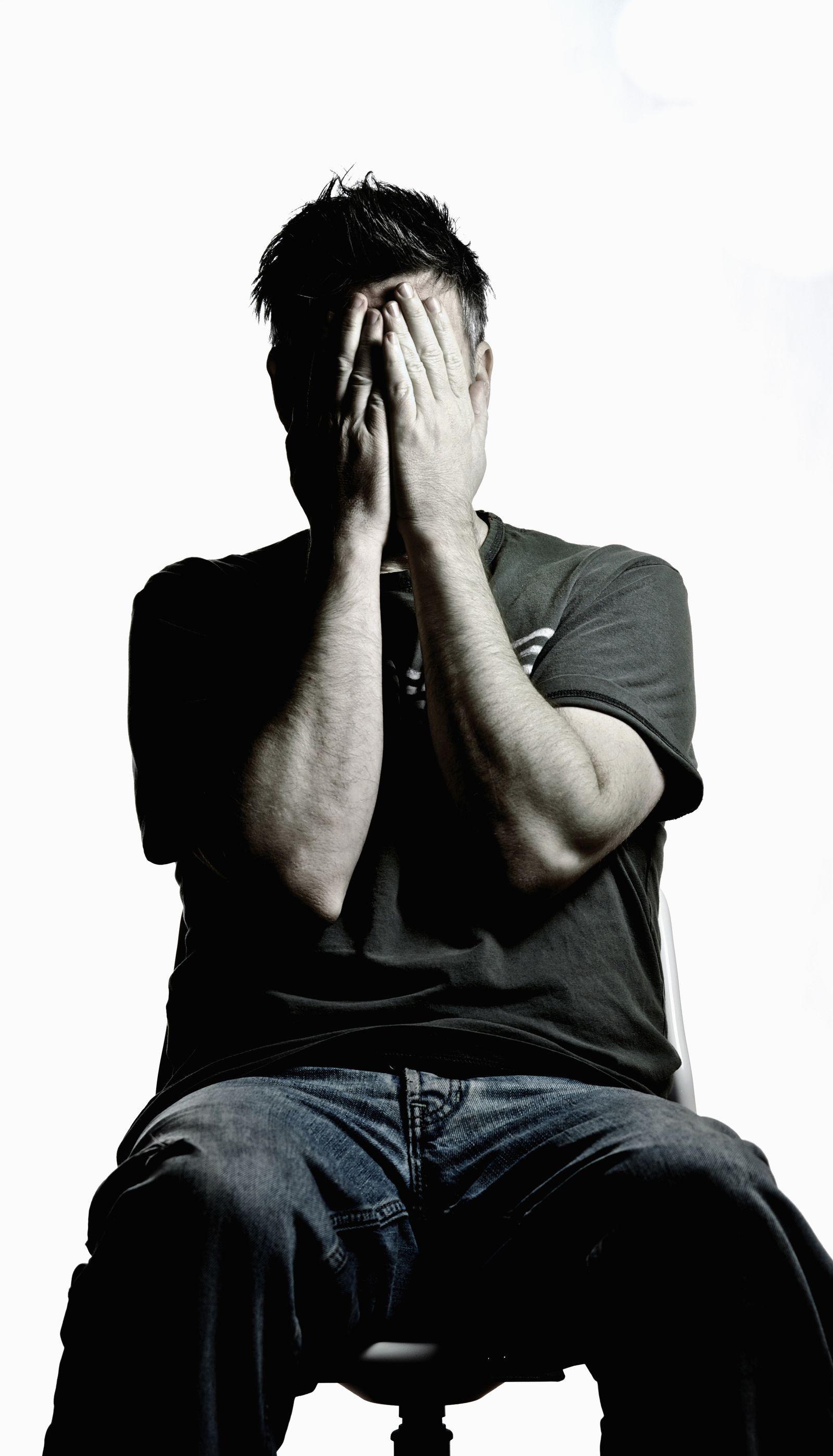 NICHT MEHR VERWENDEN! - Depression / Niedergeschlagenheit / Verzweiflung