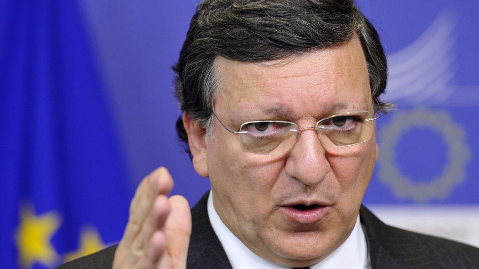 EU-Kommissar José Manuel Barroso: Klarstellung nach Sparrevisionsankündigung