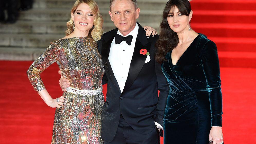 """""""Spectre""""-Premiere: James Bond jagt wieder"""
