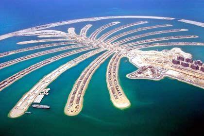 Ort der Superlative: Nicht nur das teuerste Nummernschild, auch spektakuläre Bauprojekte sind für die Vereinigten Arabischen Emirate bekannt