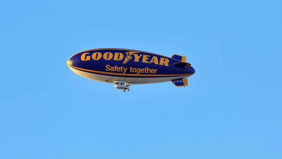 Goodyear-Zeppelin: Die Amerikaner haben in Friedrichshafen drei neue Luftschiffe geordert