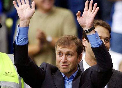 Roman Abramowitsch: Eigentümer des FC Chelsea