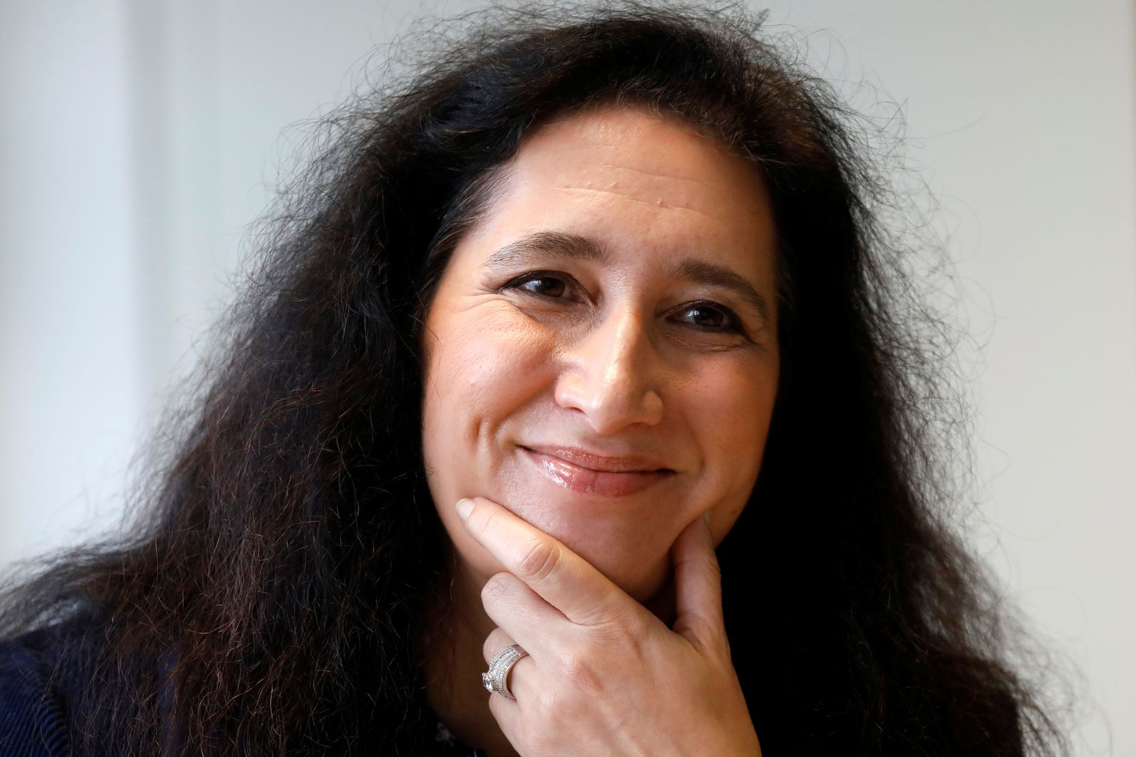 Isabelle de Silva, head of France's competition authority, in Paris