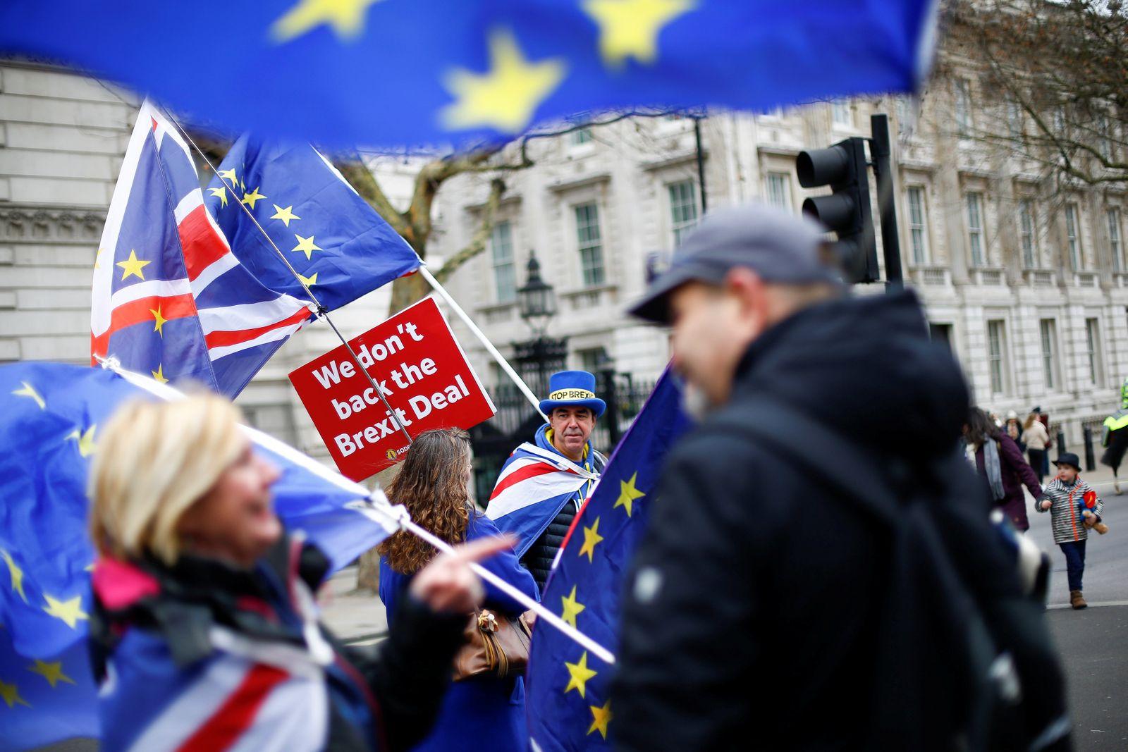 Anti-Brexit-Demo in London