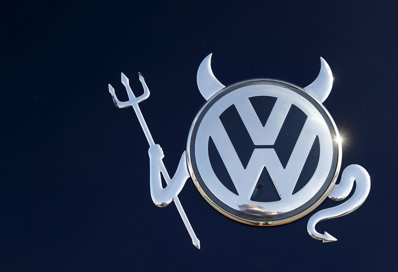 VW / Teufel