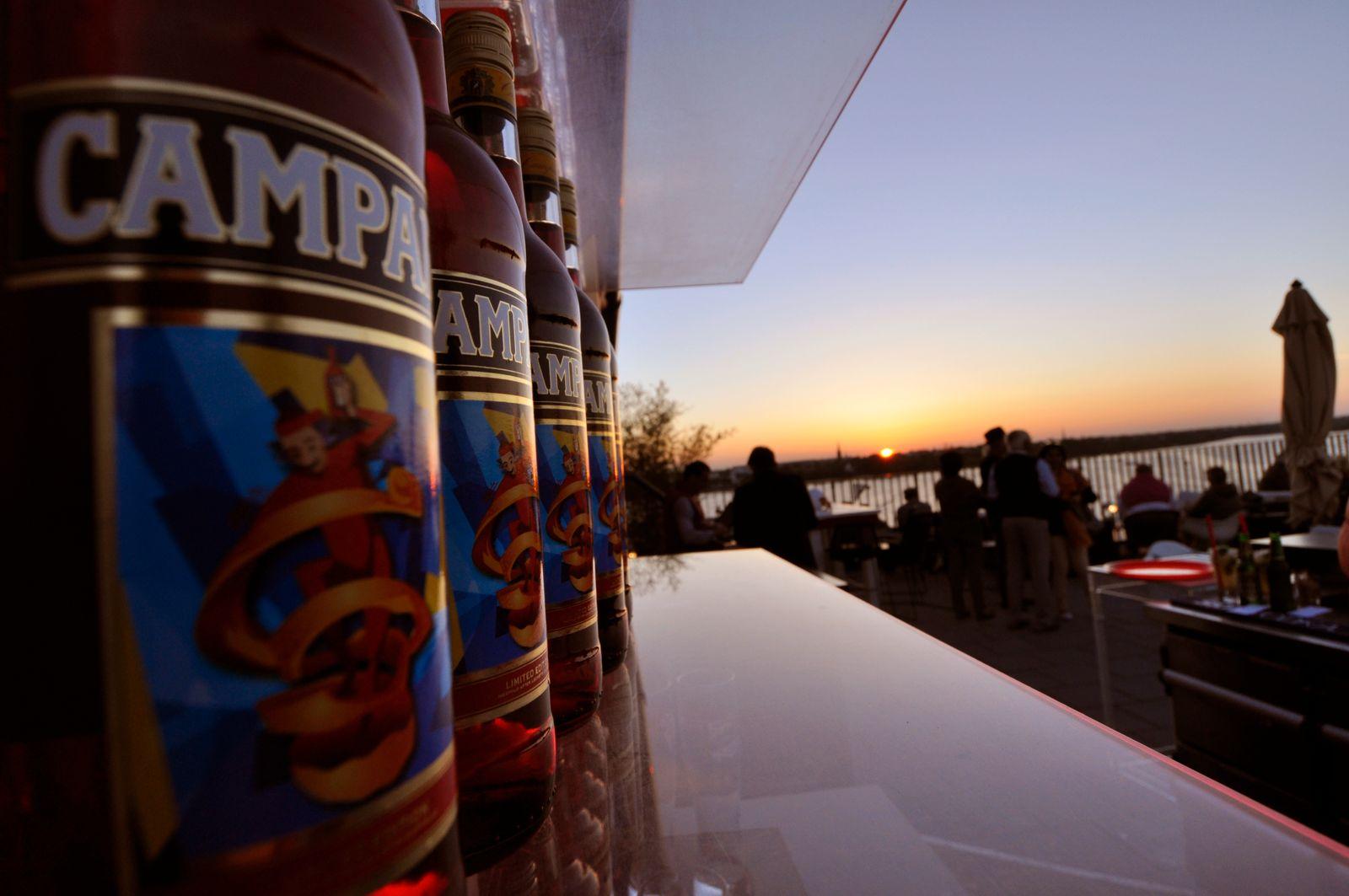 The George â Campari Lounge