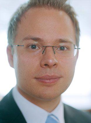 """""""Ziemlich überrascht:"""" Holger Asseburg, Ökonom, 5. Preis"""