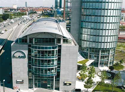 Attraktiv: Aussichtsreich sind Immobilieninvestitionen vor allem in Wachstumsregionen wie München (hier die dortige MAN-Zentrale)
