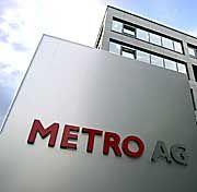 Maßnahme gegen Negativ-Bilanz: Konzernsitz von Metro in Düsseldorf