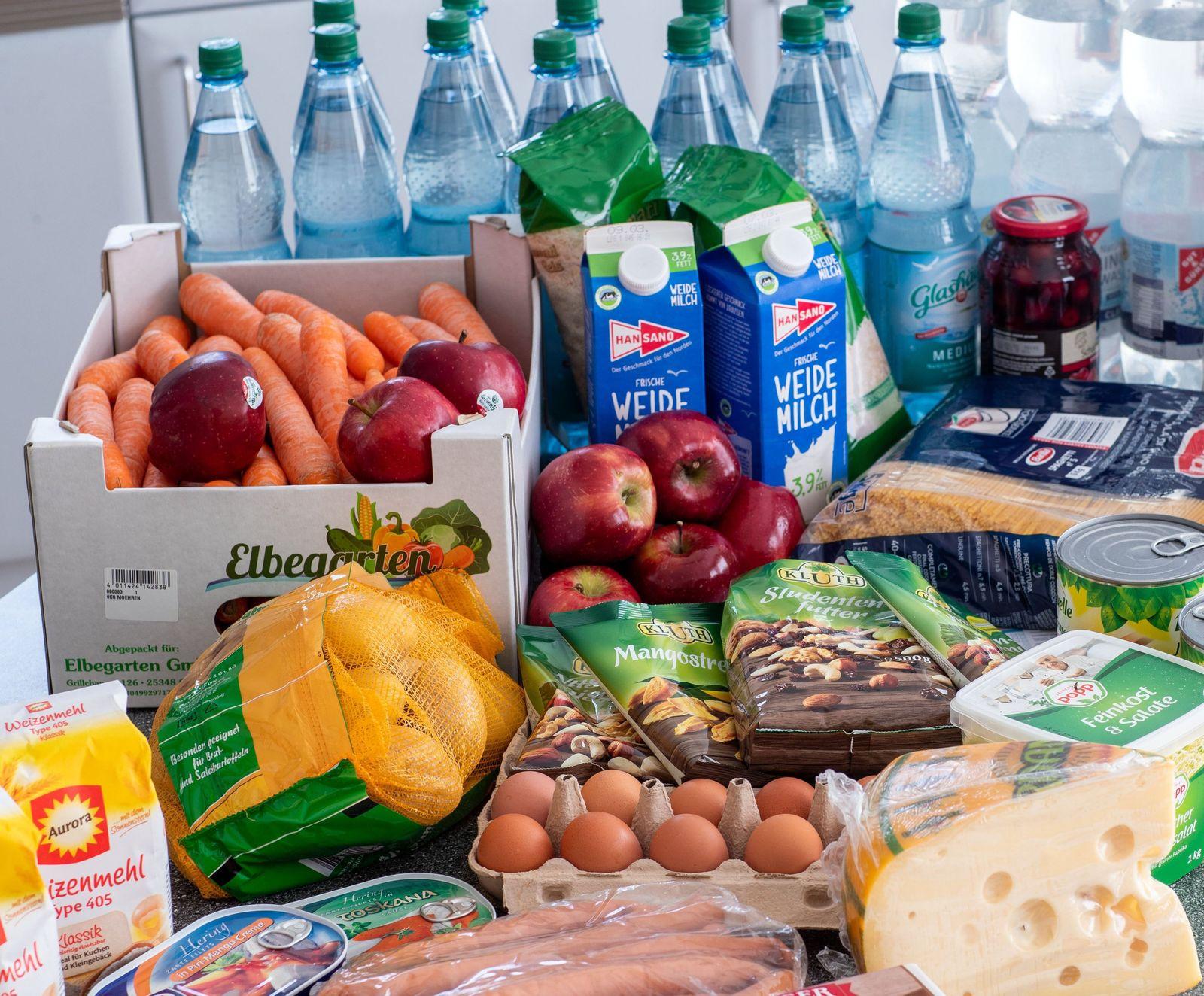 Lebensmittelhändler wollen Steuervorteile an Kunden weitergeben