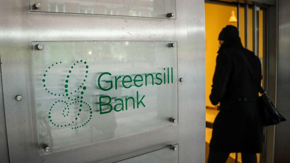 """""""Klären, wie das so schief gehen konnte"""": Die Zentrale der Greensill Bank in Bremen"""
