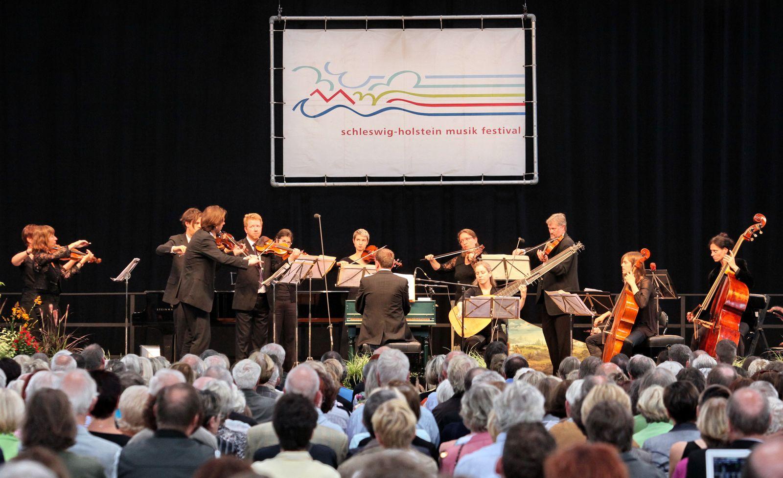 SHMF / Schleswig-Holstein Musik Festival 2011