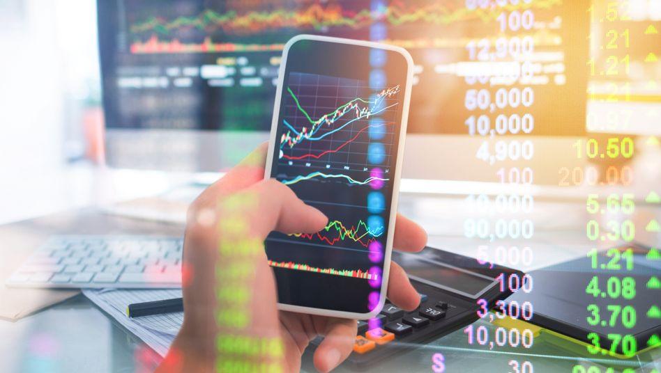 Assetkauf im Handumdrehen: Neue Handelstechnologien verschaffen Privatanlegern mehr Macht an der Wall Street