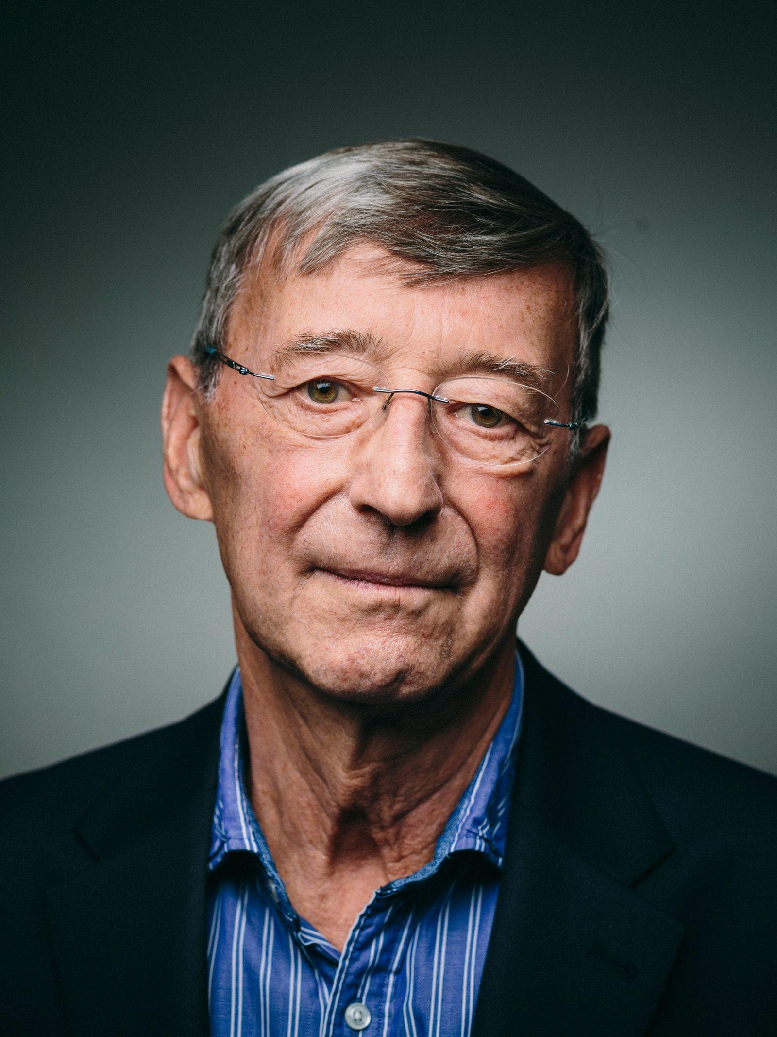 Ludwig Pohl, ehem. Forschungsleiter Merck, Darmstadt