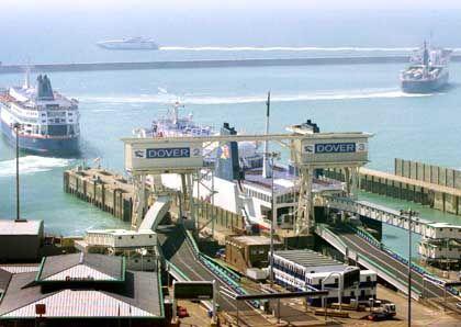 Hafenbetreiber ABP bekommt neuen Eigner: Fährhafen in Dover