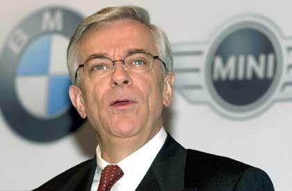 Verlässt das MAN-Kontrollgremium: Ex-BMW-Chef Milberg