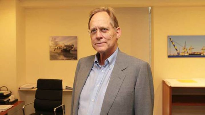 Hafenmeister: In Dschidda will der deutsche Ingenieur Michael Wübbens dem Konkurrenten Dubai buchstäblich das Wasser abgraben