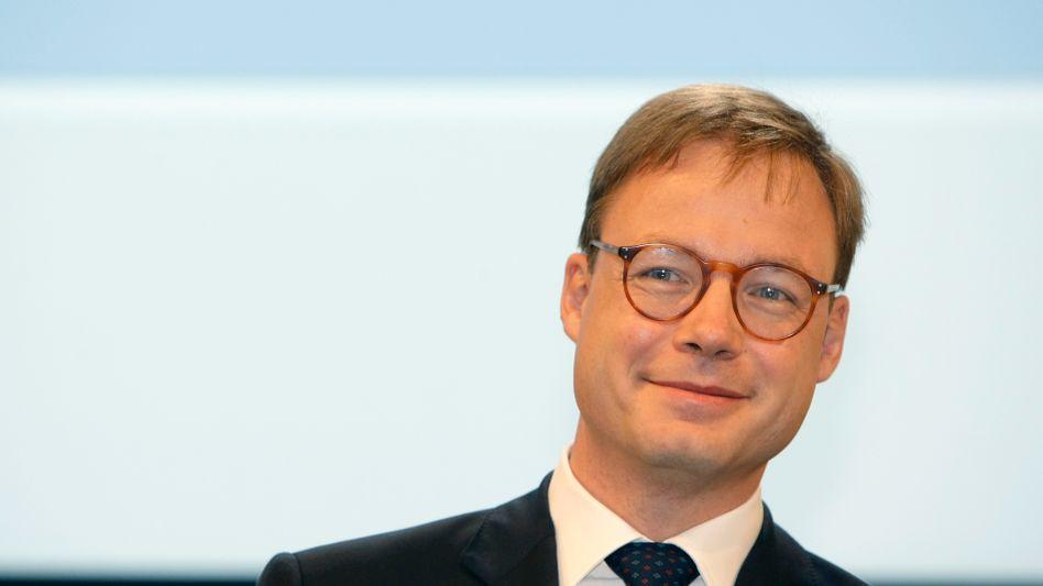 Prominenter Sanierer: Ex-HRE-Chef Axel Wieandt zerlegt nun die Valovis-Bank