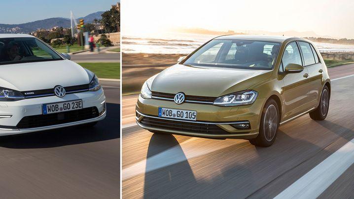 Elektroauto vs. Verbrenner im Kostenvergleich: Welcher Antrieb bei einzelnen Modellen billiger ist