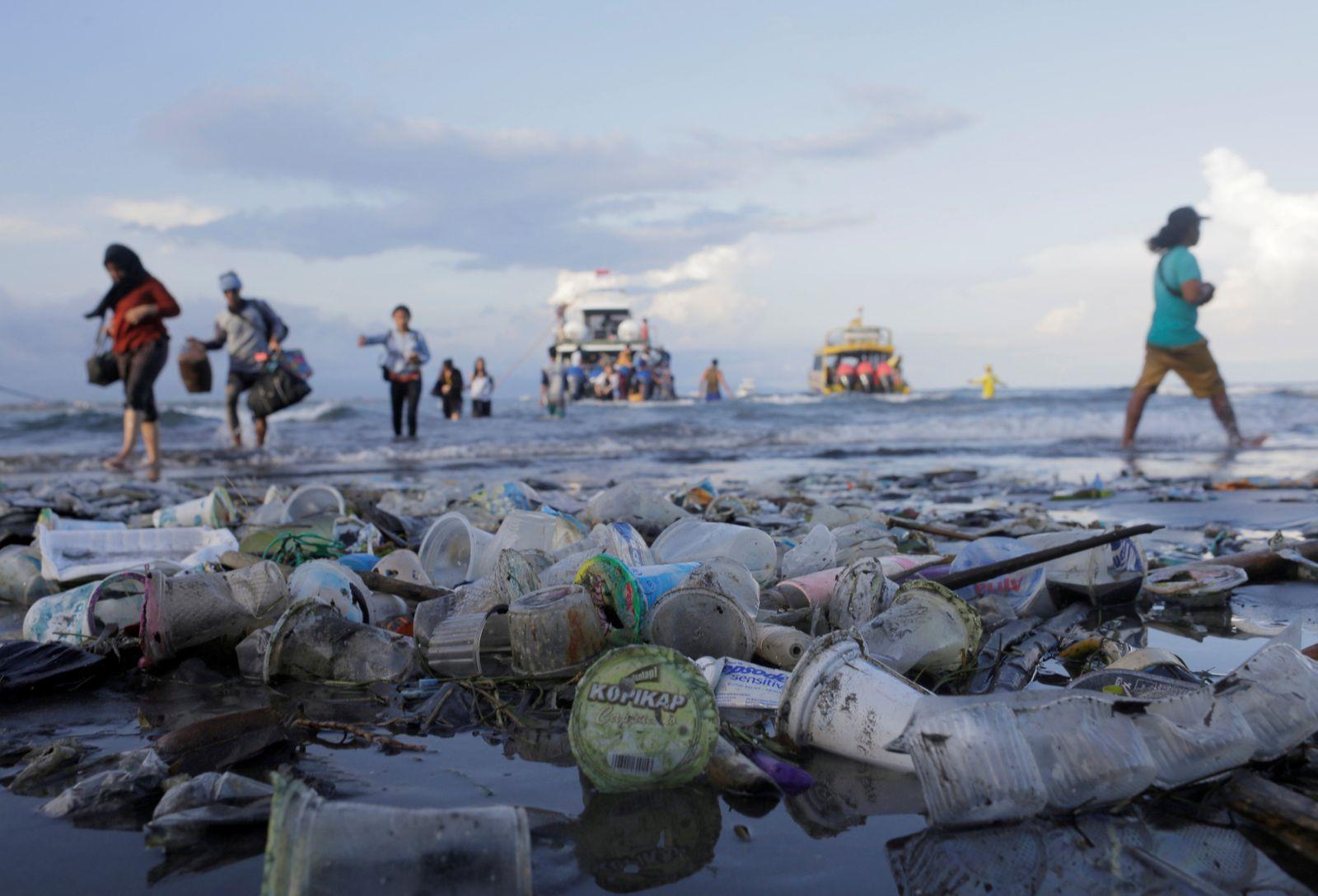 Plastik/Müll/Indonesien