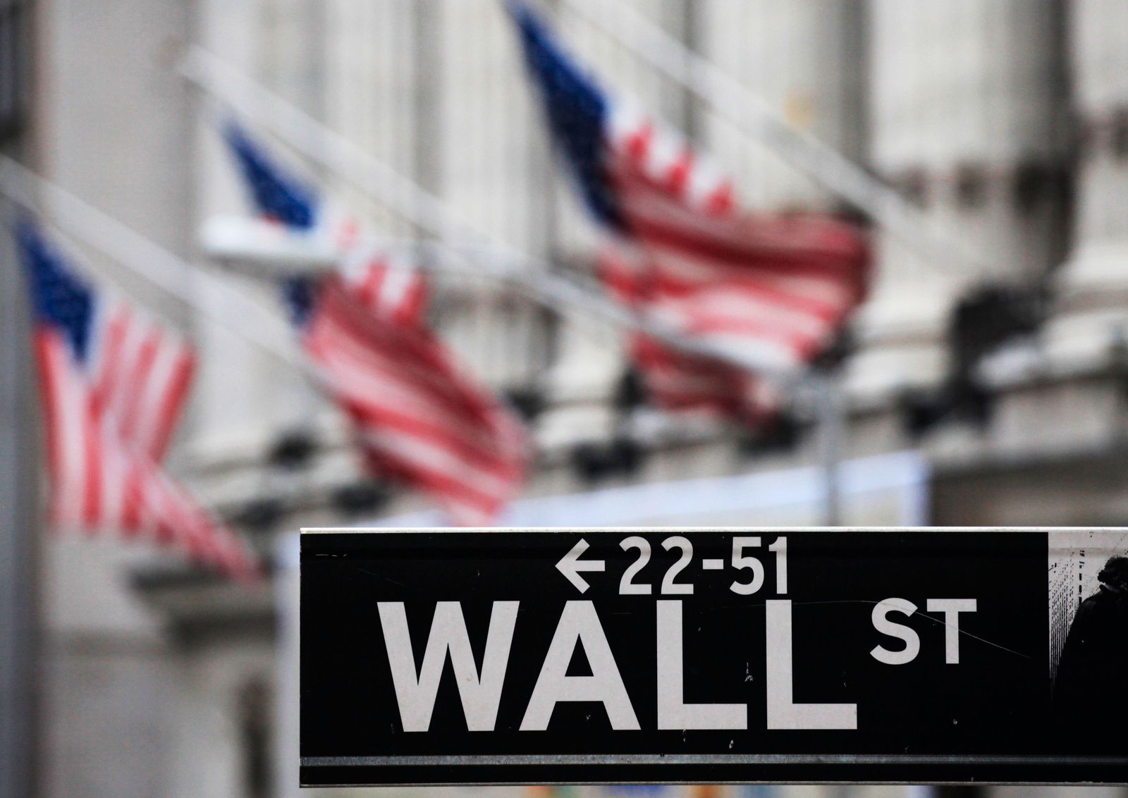 SYMBOLBILD Wall Street