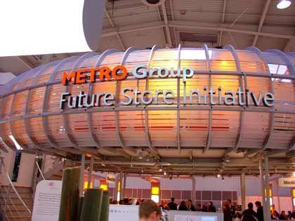 RFID-Zukunft: Der Metro-Future-Store auf der Cebit