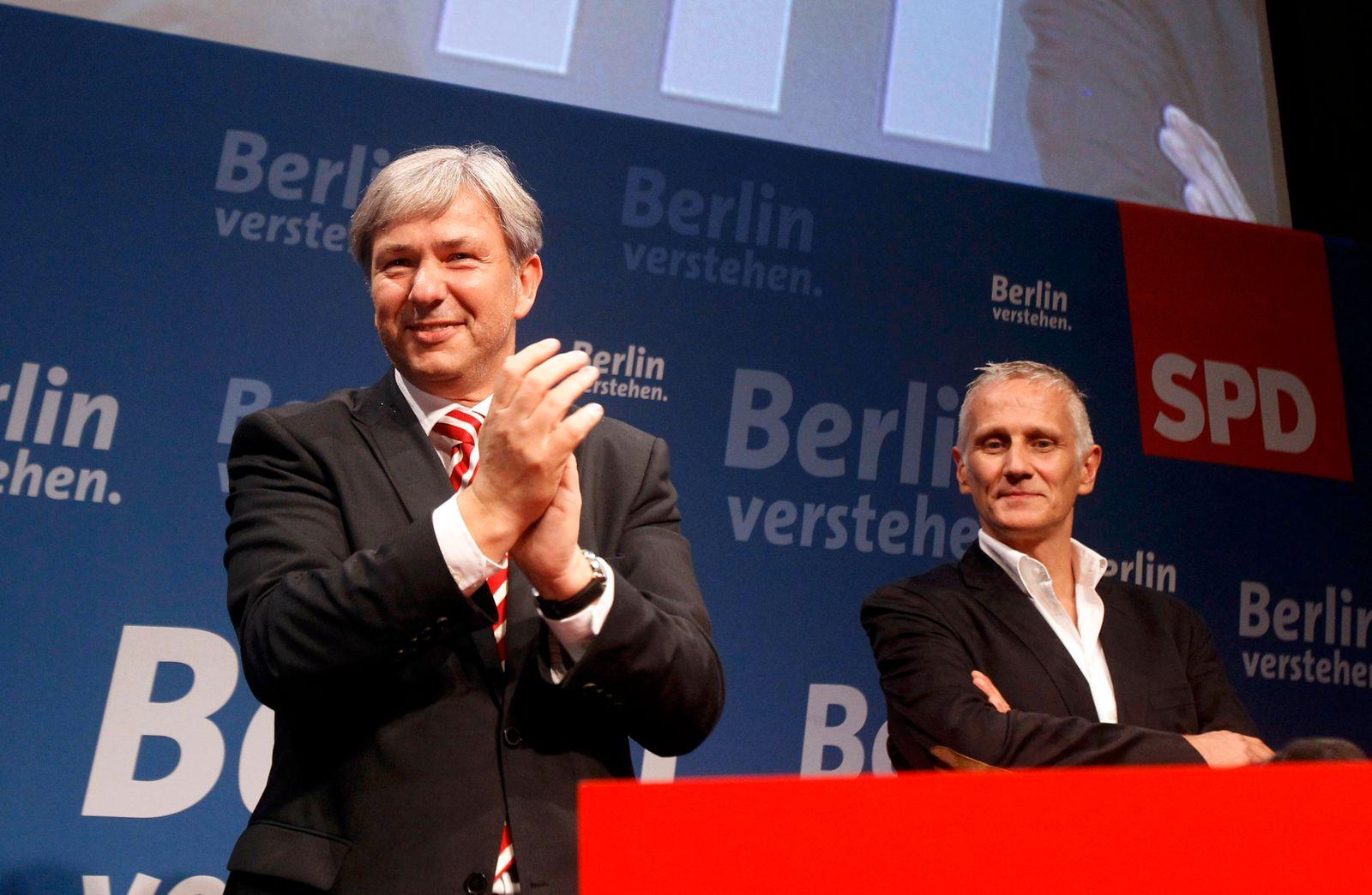 Berlin/ Wahlen/Klaus Wowereit