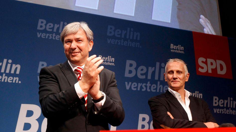 Berlins Bürgermeister Wowereit: Bürger in den Geberländern zahlen für die Hauptstadt