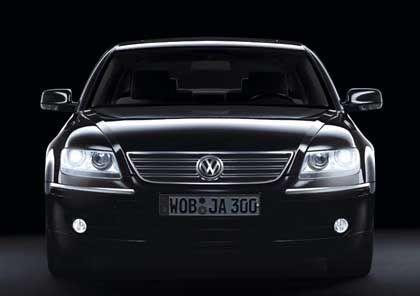 Düstere Ausblicke für VWs Chefetage: Prestigemodell Phaeton