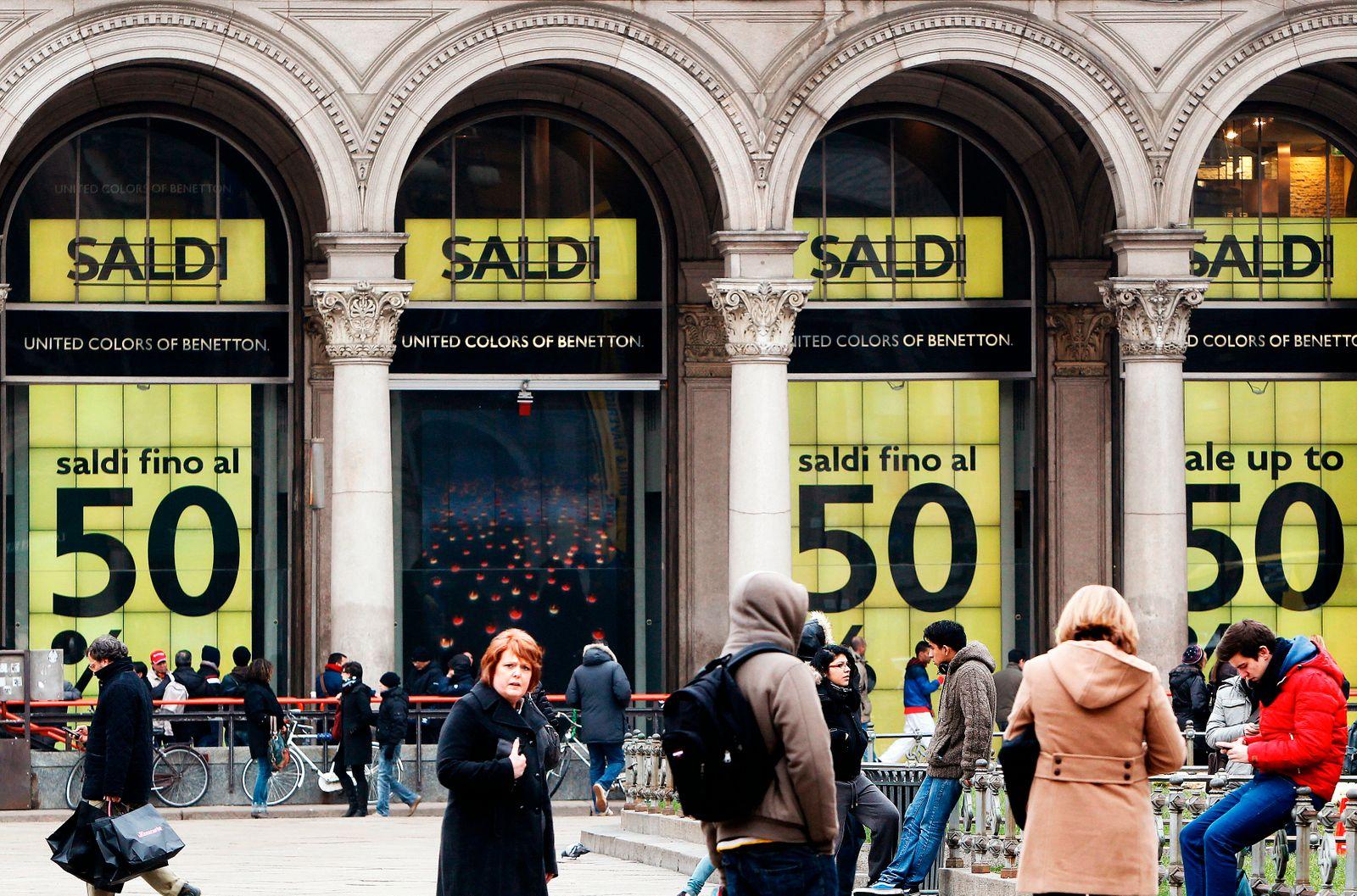 Italien / Finanzkrise
