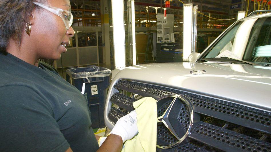 Wie sauber sind sie wirklich? US-Ermittler sollen in Dieselfahrzeugen von Daimler betrügerische Software gefunden haben