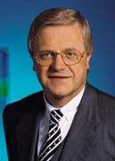 Wird mit der Hauptversammlung im April nächsten Jahres bei Bayer das Sagen haben: Werner Wenning, 54