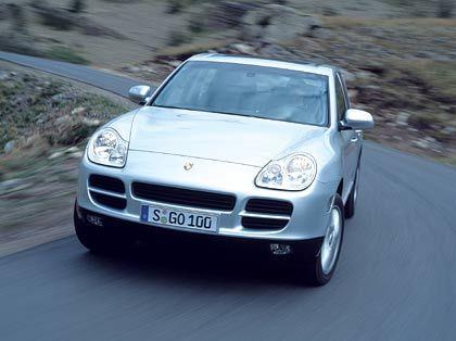 Dynamiker: Porsche Cayenne S