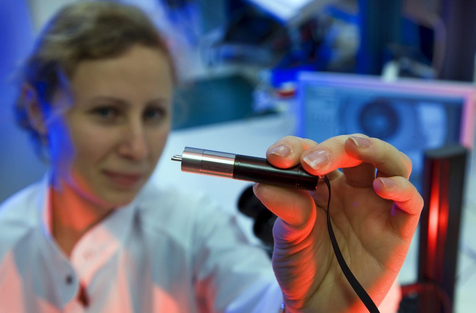 Minipumpen für Medizintechnik