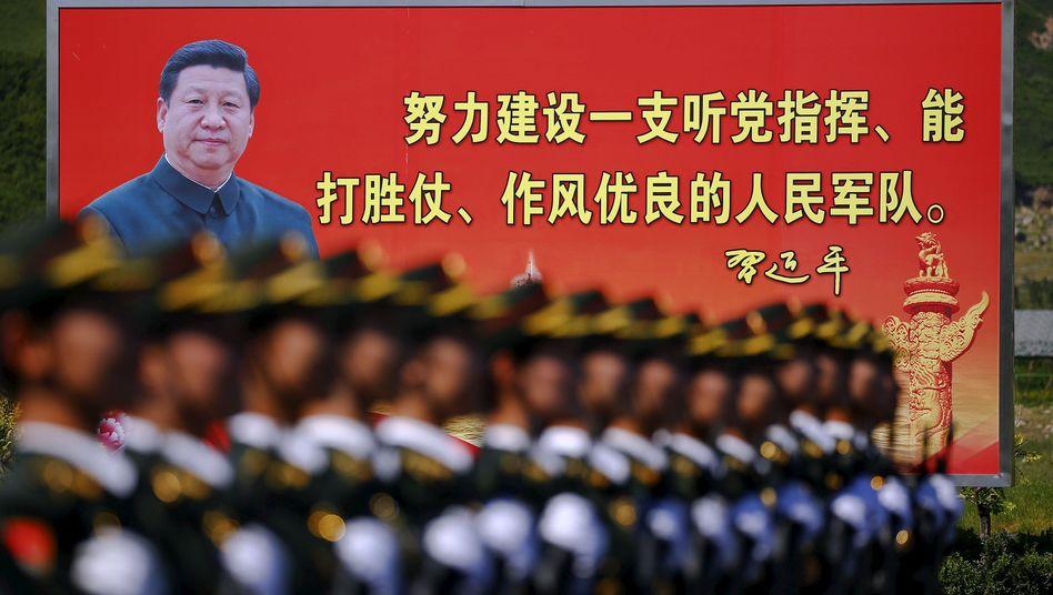 Staatlich verordnete Freude: Auch zum 70. Jubiläum der Volksrepublik China wird es wieder Feiern geben - warum eigentlich?