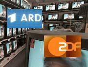 Im Visier der EU-Wettbewerbshüter: ARD und ZDF