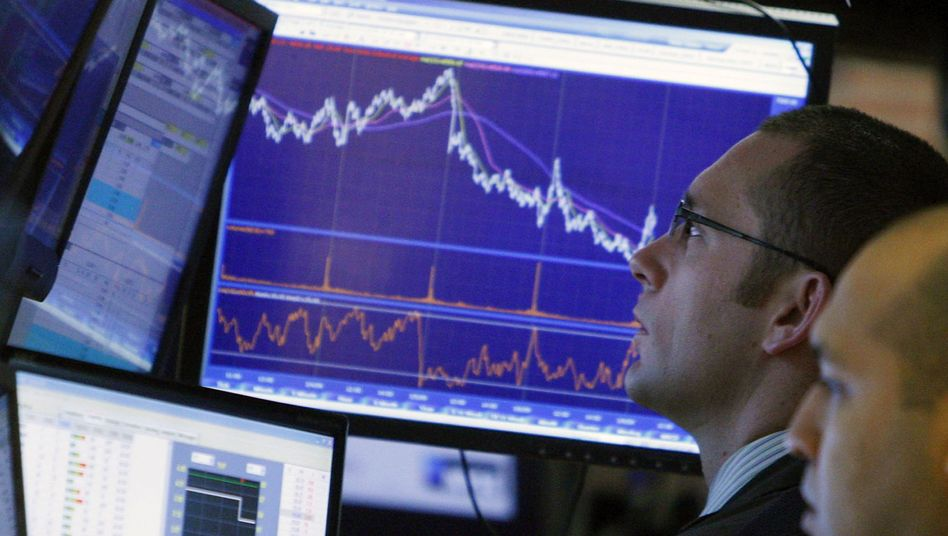 Händler an der Börse: Die Nervosität vor dem EU-Gipfel steigt