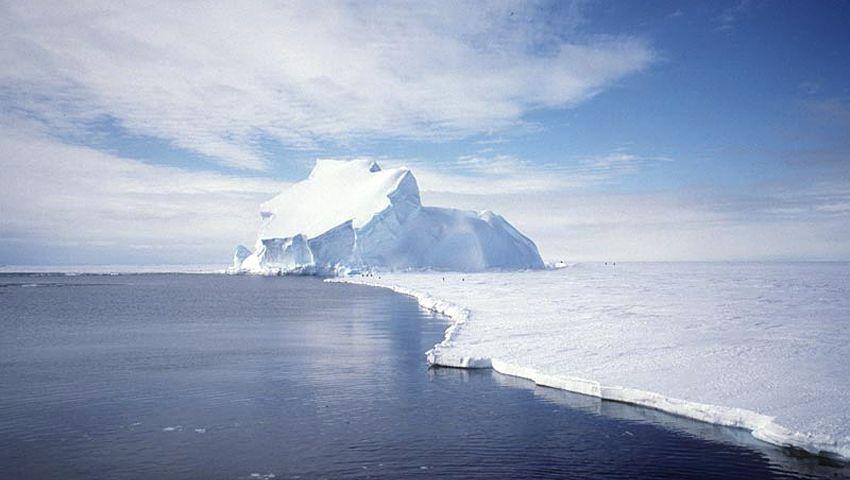Die Antarktis: Nasa-Forscher entdecken eine Spalte von 30 Kilometern Länge und 50 Metern Tiefe