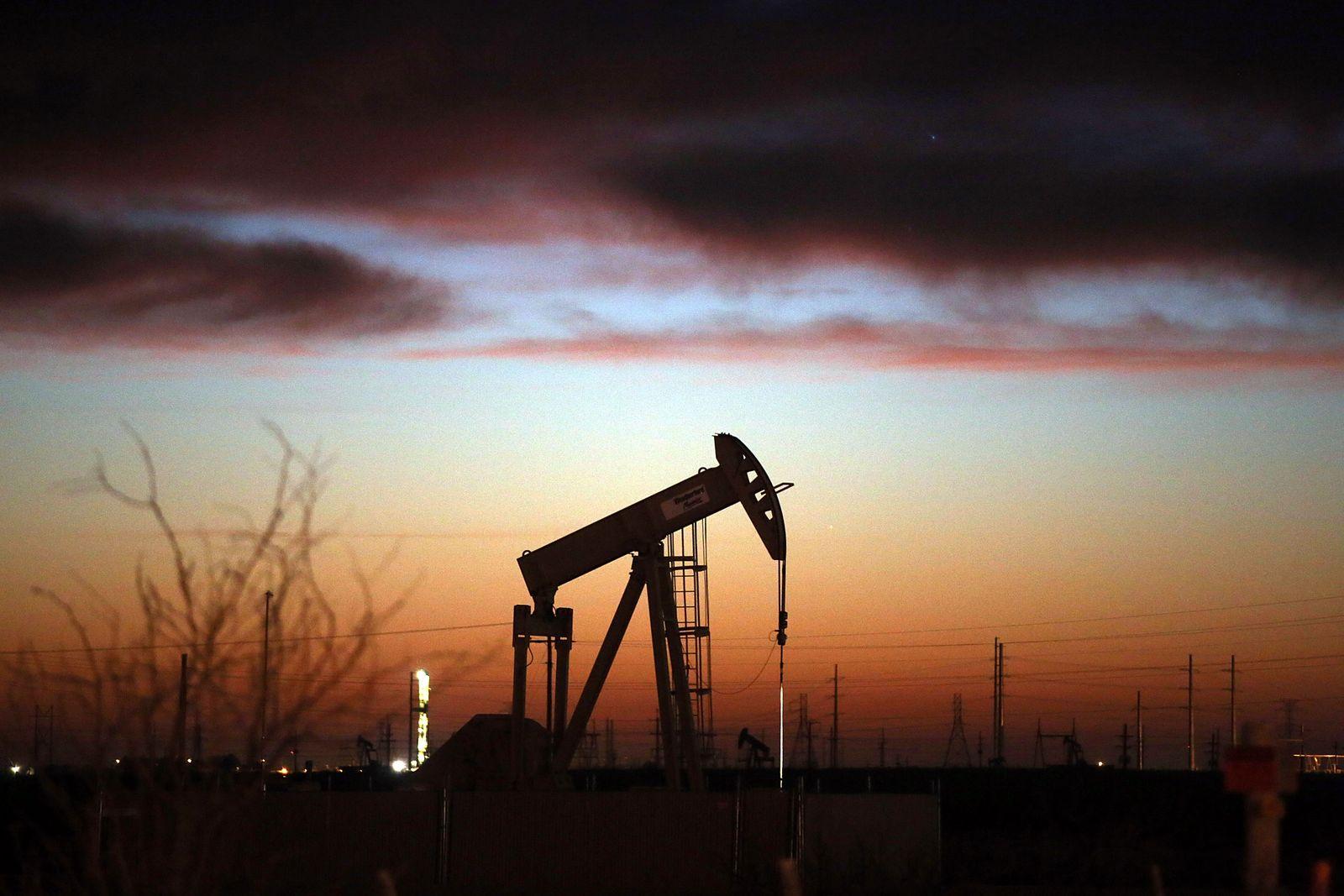 Permian Basin oil field