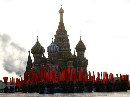 Der Kreml: Zentrum der Macht in Russland