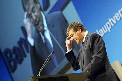 """""""Wenn ein Aufsichtsrat eine andere Meinung hat, soll er es offen ansprechen"""": Deutsche-Bank-Chef Josef Ackermann"""