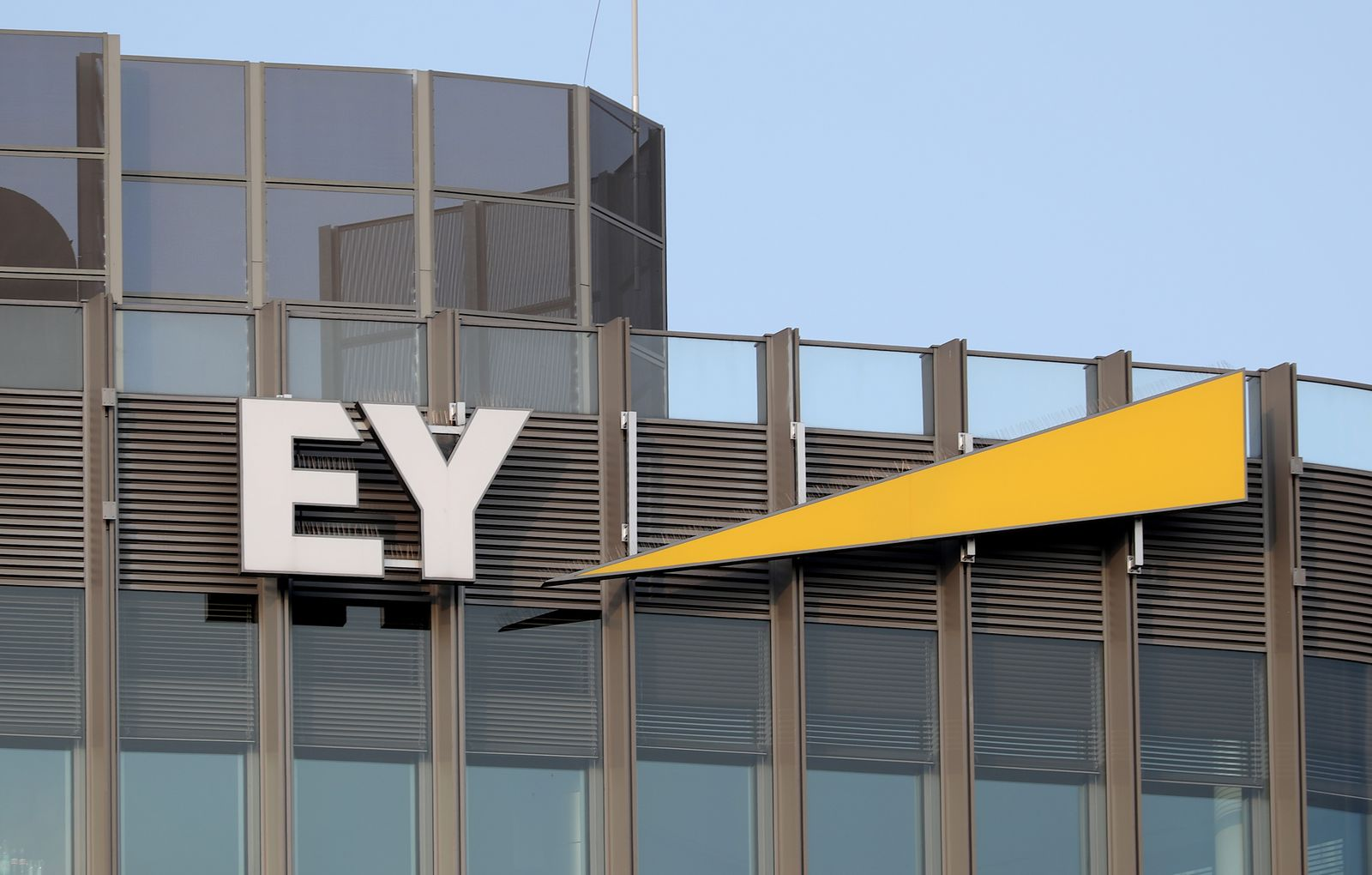 EY faces lawsuits and business losses, Berlin, Germany - 25 Jun 2020