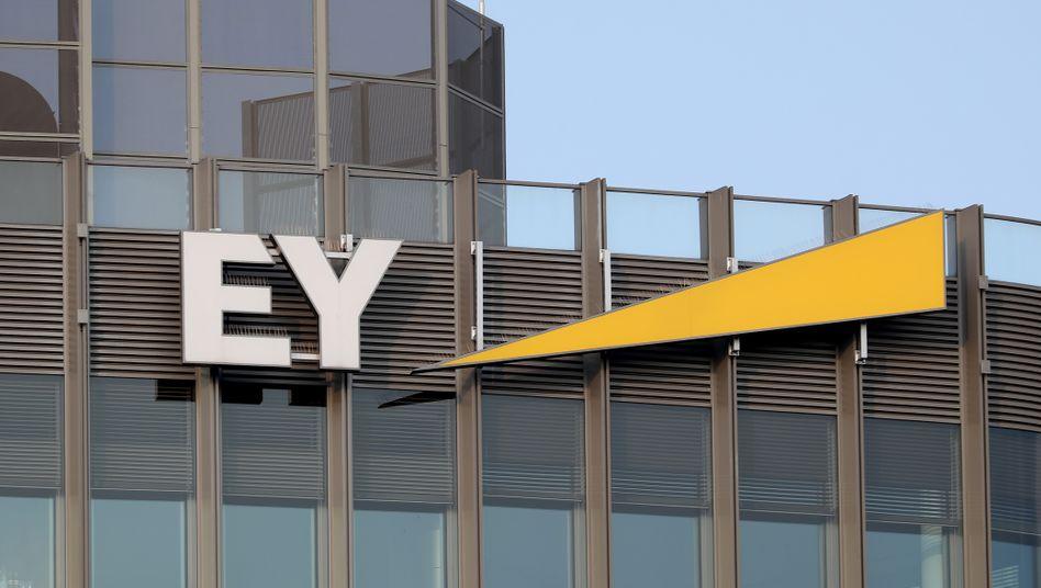 Möchten gern verschwiegen bleiben: Die Wirtschaftsprüfer von EY