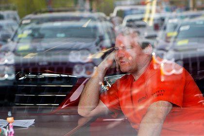 Händler in Massachusetts: Chrysler auf Halde, ungewisse Zukunft