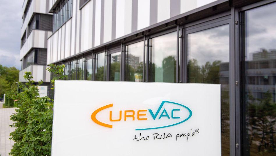 Mit dem Einstieg der Katarer beläuft sich Curevacs Finanzierungsrunde insgesamt auf etwa 560 Millionen Euro
